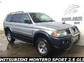 Mitsubishi Montero Sport 2.5 Tdi Gls Plus