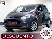 Ford B-max 1.6tdci Titanium 95cv Paquete Nav-cam Applink