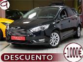 Ford Focus Sb 1.6tdci Titanium 115cv Bi-xenon, Navi, Alarma