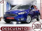 Ford Focus 1.0 Ecoboost Auto-s&s 125cv Camara, Navi, Xenon