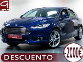 Ford Mondeo 2.0tdci Titanium Ps 180cv Nav 8