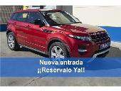 Land Rover Range Rover Evoque Range Rover Evoque 2.2l Dw   Cuero Bicolor   Navi