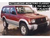 Mitsubishi Montero Largo 2.5 Tdi Glx