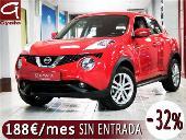 Nissan Juke 1.5dci Acenta 4x2 110cv Precio Finan 14900