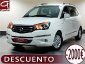 Ssangyong Rodius D22t Premium 131kw 178cv Sens. Parking, 7 Asientos