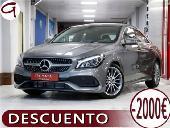Mercedes Cla 200 D 7g-dct 136cv Navi  Amg Line Navegador, Apple Car