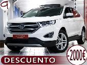 Ford Edge 2.0tdci Titanium 4x4 Ps 210cv