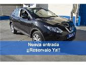 Nissan Qashqai Qashqai 1.6dci   Sensores Parking, Luces Y Lluvia