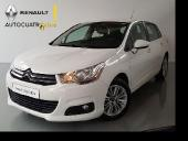 Citroen C4 1.4 Vti White Attraction