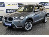 BMW X3 Xdrive 2.0d Aut Cuero Nav Xenon Astos Calef