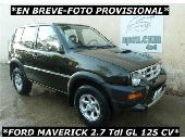 Ford Maverick 2.7 Td Gls