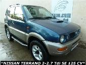 Nissan Terrano Ii Se 2.7 Tdi