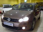 Volkswagen Golf 1.6 Tdi/nacional/1 Dueño/sport/llantas/aire