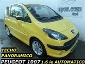 Peugeot 1007 1.6 Sporty 2 Tronic