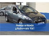 Peugeot 5008 5008 Hdi   Automãtico   Navegaciã³n   Techo Crist