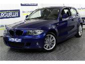 BMW 118 D Pack M 143cv