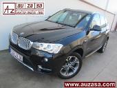 BMW X3 2.0d X-Drive AUT 190cv - X-LINE-