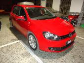 Volkswagen Golf 2.0 Tdi Sport 5 P Techo