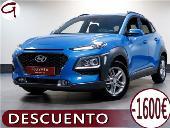 Hyundai Kona 1.0tgdi 120cv Tecno Red 4x2 Camara Y Navegador