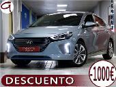 Hyundai Ioniq Hev 1.6 Gdi Tecno Automatico, Navi, Camara
