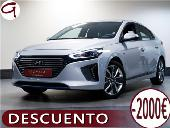 Hyundai Ioniq Phev 1.6 Gdi Tecno 141 Cv Navi, Camara, Pdc