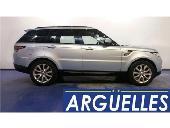 Land Rover Range Rover Sport 3.0 Tdv6 Hse Dvds Traseros