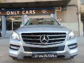 Mercedes Ml 250 Bluetec 4m 7g Plus (9.75)