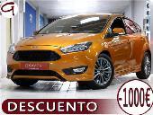 Ford Focus 1.5tdci St-line 120cv Sync 3 Pant. Táctil De 8