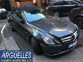 Mercedes E 250 Cdi Cabrio Avantgarde 204cv Muy Equipado