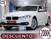 BMW 318 Serie 3  Diesel 150cv Volante Y Pomo M, Navi Y Cam