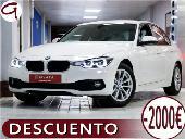 BMW 318 Serie 3  Diesel 150cv Navegador + Cámara