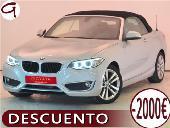 BMW 218 Serie 2 F23 Cabrio Diesel 150cv