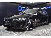 BMW 420 420d Grand Coupe  Navi  Xenãn  Cuero Cãmara Trase