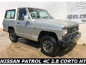 Nissan Patrol Corto Tb