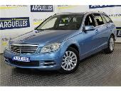 Mercedes C 220 Cdi Estate Elegance Blueefficiency