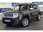 Jeep Renegade 2.0 Mtj 140cv Limited 4x4 Aut Ad Low Muy Equipado
