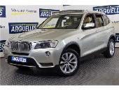 BMW X3 3.0da 258cv Full Equipe Xdrive