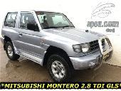 Mitsubishi Montero Corto 2.8 Tdi Gls Lujo