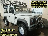 Land Rover Defender 90 Td5 Sw 6 Plazas