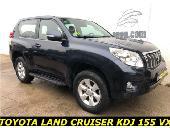 Toyota Land Cruiser D-4d Vx