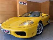 Ferrari 360 F Spider F1 Giallo