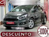 Ford S-max 2.0tdci Titanium Aut 150cv 7 Asientos, Nav + Cam