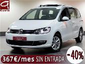 Volkswagen Sharan 2.0tdi Bmt Adv. 150cv Techo, Anuncio Con Video