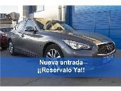 Infiniti Q50 Q50 2.2d Gt   Navegaciã³n   Cuero   Volante Multi