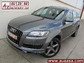 Audi Q7 3.0TDI V6 QUATTRO TIPTRONIC 245cv -S-Line -7 plazas +TECHO