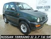 Nissan Terrano Sr 2.7 Tdi