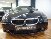 BMW 630 Serie 6 E63 Coupé 258cv. Xenon,piel