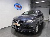 Audi Q7 3.0tdi Advance Tiptronic 7 Plazas