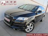 Audi Q7 3.0TDI V6 QUATTRO TIPTRONIC 245cv- 7 plazas + TECHO -Full Equipe