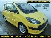 Peugeot 1007 1.4 Dolce 2 Tronic